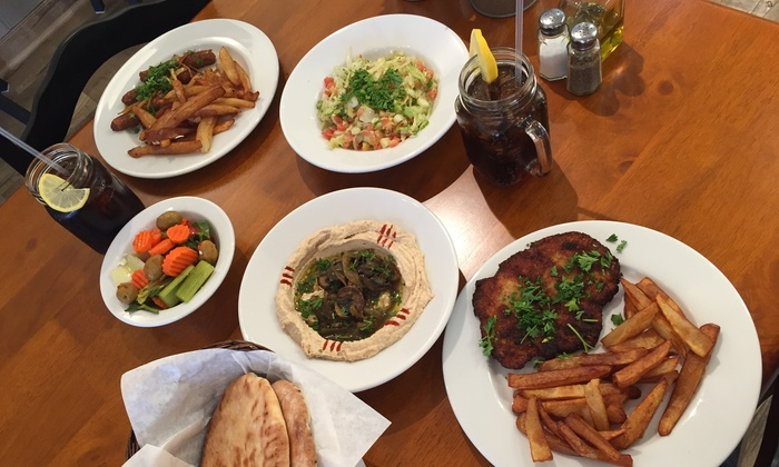 Osi's Kitchen - Las Vegas: Up to 45% Off Kosher Mediterranean Cuisine  at Osi's Kitchen