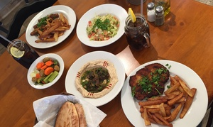 Osi's Kitchen: Up to 45% Off Kosher Mediterranean Cuisine  at Osi's Kitchen