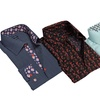 Rosso Milano Men's Modern Fit Dress Shirts (Extended Sizes Available)