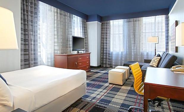 Star Top Secret Downtown Philadelphia Hotel