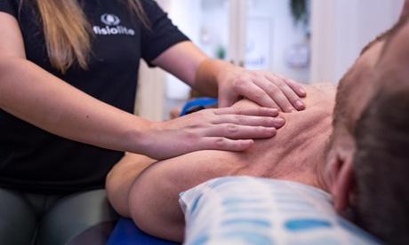 1 o 3 sesiones de fisioterapia con diagnóstico en Fisiolite (hasta 66% de descuento)