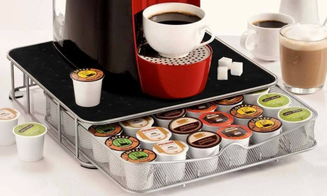 Cajón dispensador para cápsulas de café