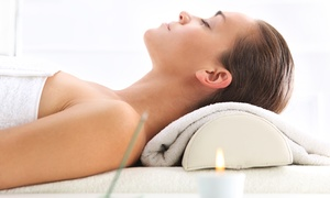 Heartfelt Beauty Salon: Aroma Facial with Optional Indian Head Massage at Heartfelt Beauty Salon (Up to 63% Off)