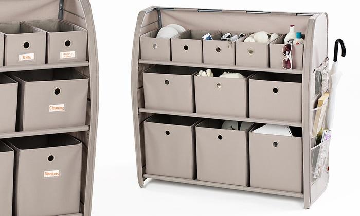 Beau Neatfreak 3 Tier Home Storage Organizer