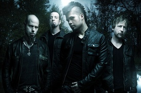Drowning Pool: One or Two Tickets for Drowning Pool with Drinks on Friday, February 12, at 7 p.m.