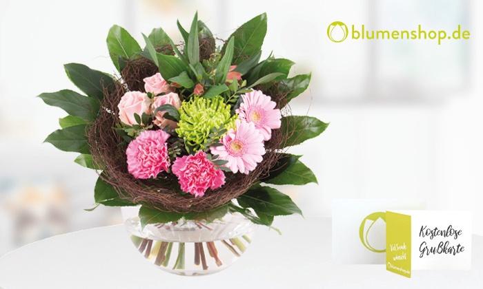 Wertgutschein Blumen und Pflanzen