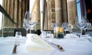 Tiziano Schlosslounge: Italienisches 4-Gänge-Menü mit Aperol Spritz zur Begrüßungfür Zwei oder Vier in der Tiziano Schlosslounge (45% sparen*)