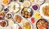 """Restauran Phoenicia - Compiègne: Menu """"Express"""" ou """"Mezzé Select"""" pour 2 personnes dès 19,99 € au restaurant Phoenicia"""