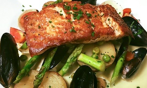 Italian Cuisine for Two or Four People at Paradiso Italian Restaurant (Up to 55% Off)
