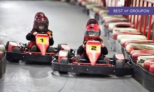 Motodrom: Gokarty: emocjonujący przejazd za 19,99 zł i więcej opcji w Motodrom – 2 lokalizacje (-46%)