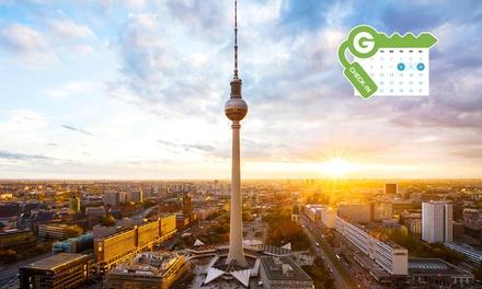 Berlín: habitación doble estándar para 2 personas con acceso a spa y opción a desayuno