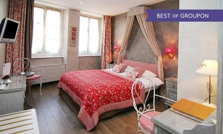 Strasbourg : 1 à 3 nuits avec petit déjeuner, bouteille de crémant en option à l'hôtel Beaucour 4* pour 2 ou 4 personnes