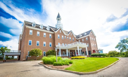 Stay at The Delafield Hotel, WI, with Dates into May