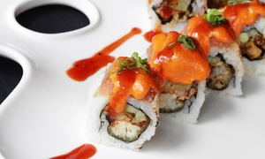 Ringo Japanese Kitchen: $20 for $30 Worth of Sushi and Japanese Cuisine at Ringo Japanese Kitchen