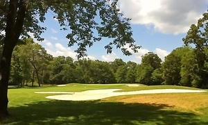 The Refuge Golf Club: 18 Holes of Golf for Two or Four Including Cart at The Refuge Golf Club in Oak Grove (Up to 52% Off)
