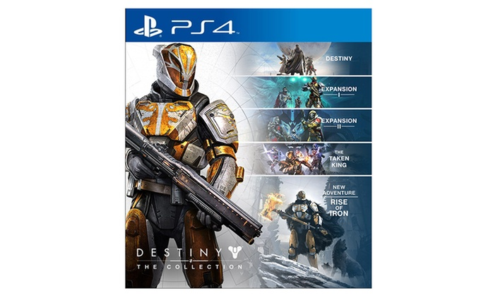 "$59 for ""Destiny: The Collection"" for PS4 Including Five Adventures in One Epic Collection (Don't Pay $89.95)"