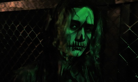 Low- or Full-Scare Haunted Attraction Admission at Monsters in Modesto (Up to 46% Off). 12 Options Available.