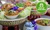 Takeaway Thai Food: $40 Credit