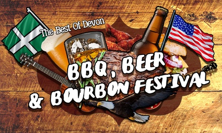Best of Devon BBQ, Beer & Bourbon Festival, 25 August at Exeter Phoenix