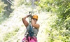 Harpers Ferry Adventure Center - Purcellville: Ziplining or Whitewater-Rafting for One or Two at Harpers Ferry Adventure Center (Up to 27% Off)