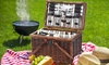 Picnic Basket and Accessory Set