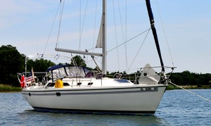 Come Sailing: Two-Hour Sailing Charter for Up to Six from Come Sailing (Up to 70% Off). Three Options Available.