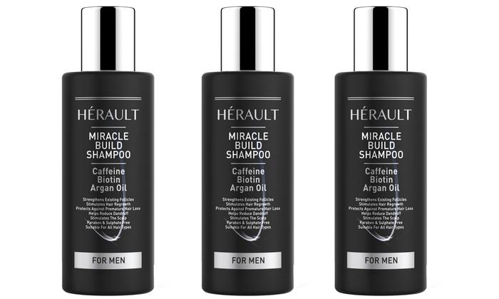Bien-aimé Sconto 69% su Shampoo ricrescita capelli Herault | Groupon HM75