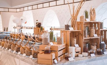 Buffet at White at 5* Jumeirah at Saadiyat Island Resort