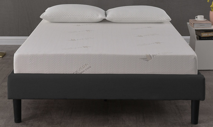 Up To 36% Off On AC Pacific Memory Foam Mattress | Groupon Goods