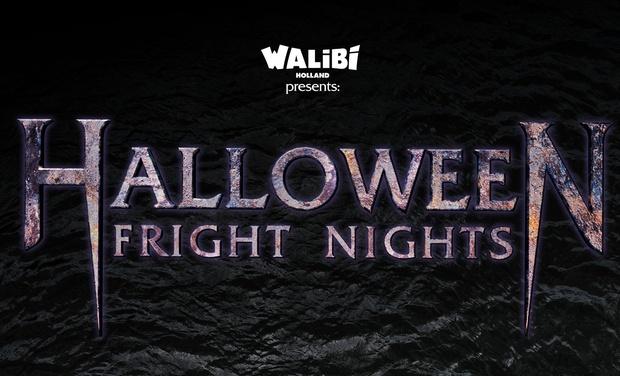 Halloween Fright Nights 2019 Walibi.Walibi Village Groupon