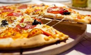 Restauracja U Filipa: Dowolna pizza o średnicy 38 cm za 17,99 zł i więcej opcji w Restauracji U Filipa (do -43%)