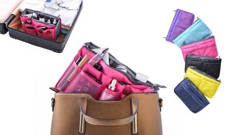 One or Two 13-Pocket Handbag Organisers
