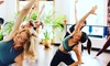 Up to 58% Off Women's Fitness Classes at Hot Mamas Exercise