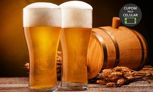 Maestria Cervejas Artesanais: Maestria Cervejas Artesanais – Perdizes: curso de produção de cerveja artesanal para 1, 2 ou 4 pessoas