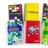 The Ultimate Crossword Collection with 6 Spiral Puzzle Books