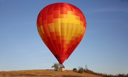 Hot Air Balloon Adventure for One or Two at Middle Tennessee Hot Air Adventures