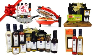 Wild Appetite: Xmas Gift Hamper with Pick-Up (From $19.90) or Delivery (From $29.90) from Wild Appetite (From $35 Value)
