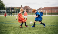 Taster Session or One Week of Childrens Football Camp at M.R.F.A. (Up to 70% Off)