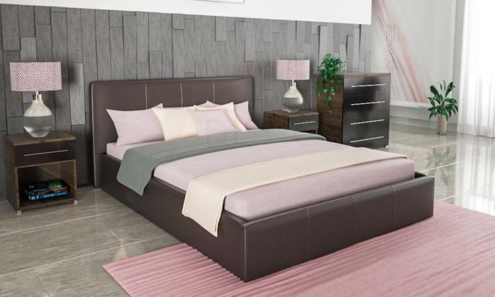 Vida Designs Lisbon Bed