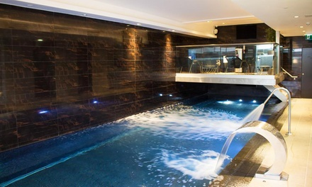 Spa Access with Treatment and Sparkling Afternoon Tea for One or Two at Eforea Spa