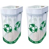 3-Pack of Pop-Up Recycle Bins