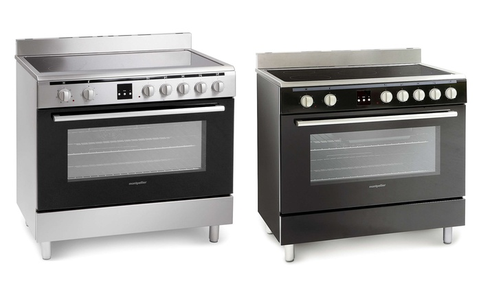 Electric range cooker groupon goods - Fabriquer un range cd ...
