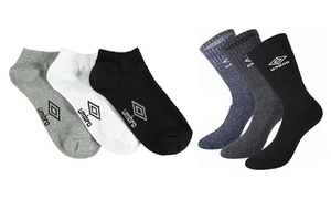 Umbro chaussettes sport