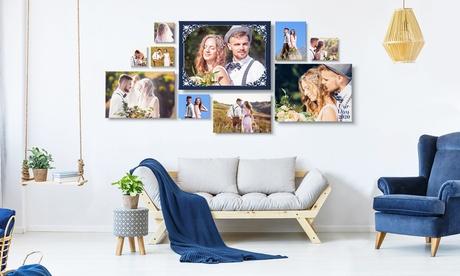 Foto lienzo personalizable en varios tamaños a elegir con Printerpix