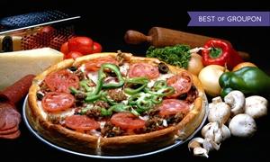Rosati's Pizza: $16 for $30 Worth of Pizza, Pasta, and Sandwiches at Rosati's Pizza