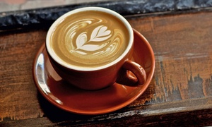 Java Mama: Specialty Coffee or Play Passes at Java Mama (Up to 43% Off)