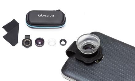 KitVision Smartphone Camera Lenses