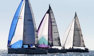 RACE&CRUISE: Aperitivo in barca a vela per coppia da Race&Cruise (sconto fino a 60%). Valido in 2 sedi