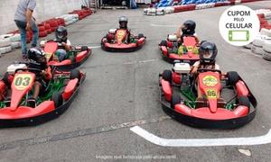 Pit Stop Kart – Shopping D: Bateria de kart infantil de 15 minutos no Pit Stop Kart – Shopping D