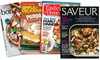 Saveur, Simple & Delicious, Taste of Home, and Bon Appetit Magazines: Subscription to Saveur, Simple & Delicious, Taste of Home, or Bon Appetit Magazine (Up to 25% Off)